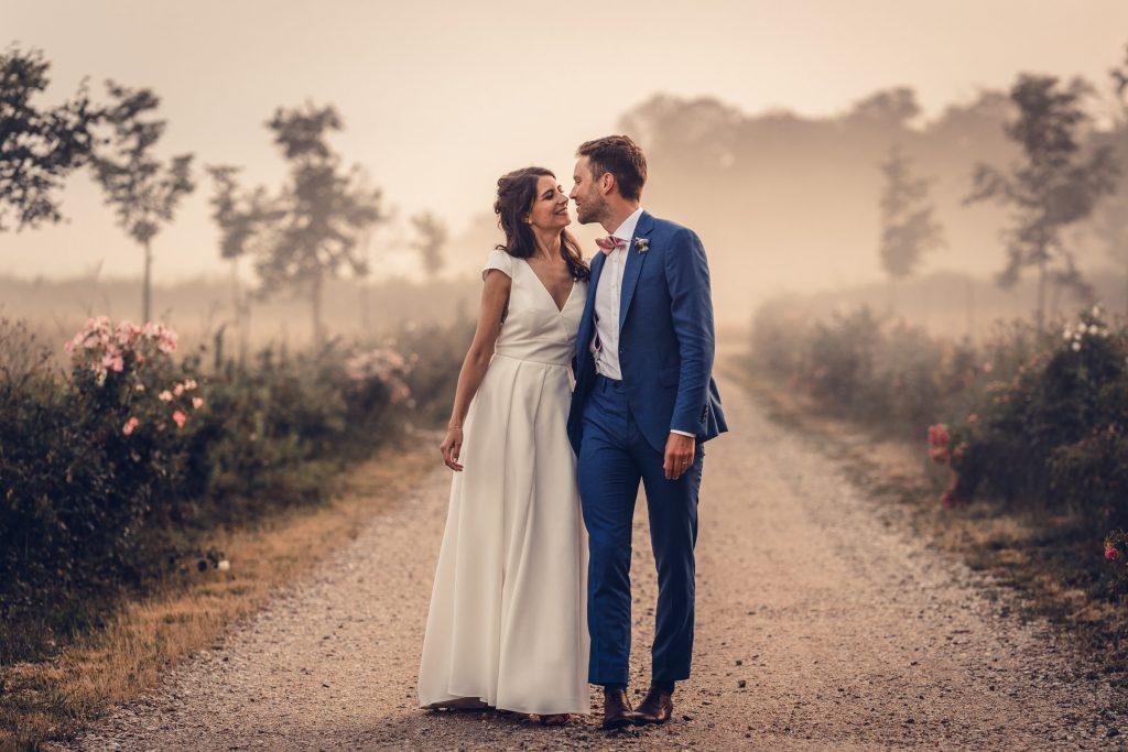 Mariage au Domaine de Toury Bourgogne bohème chic